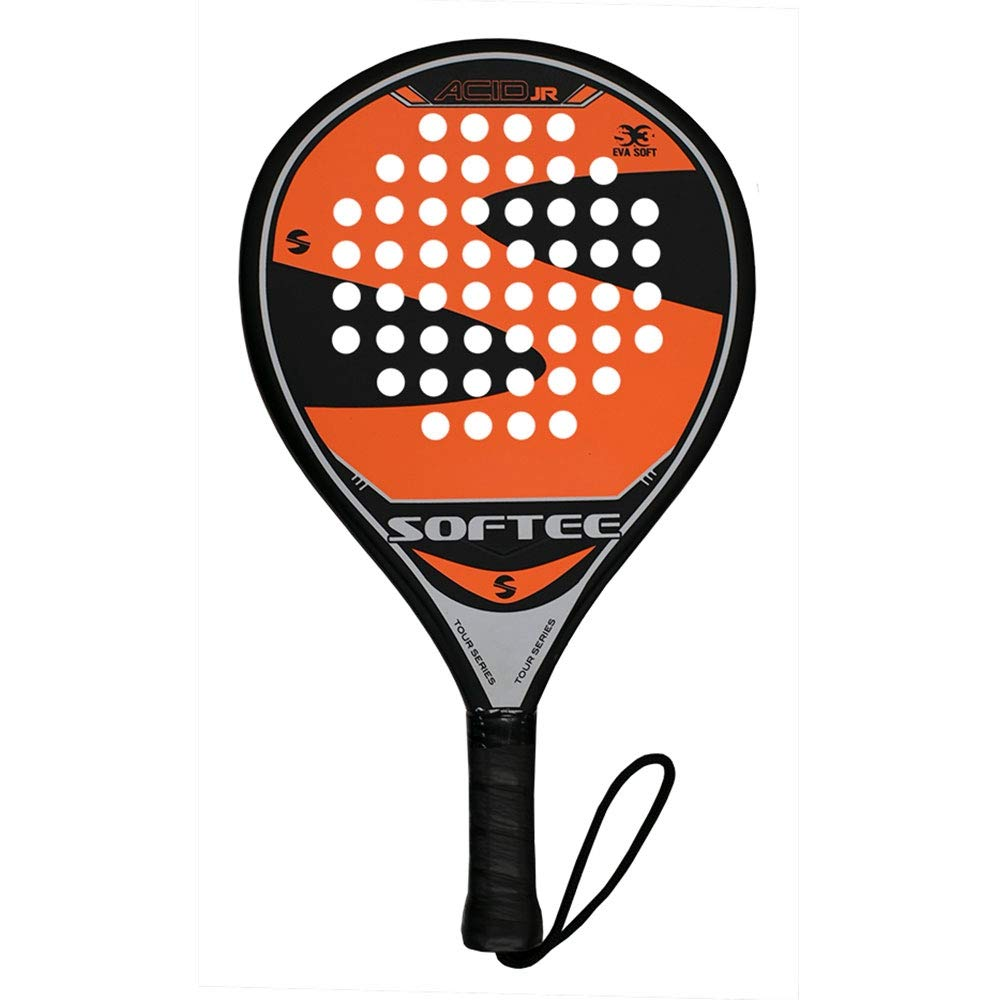 softee @ - PALA PADEL SOFTEE ACID NEW JUNIOR @JS 13877: Amazon.es ...