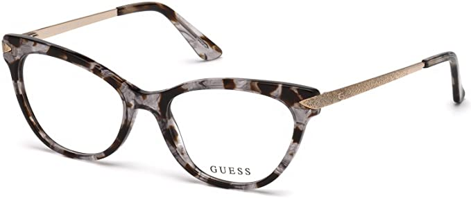 da09a1fbb91 Image Unavailable. Image not available for. Color  Guess GU2683 Eyeglass  Frames ...