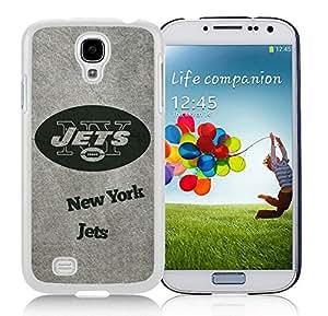DIY Custom Phone Case For Samsung S4 New York Jets 24 White Phone Case For Samsung Galaxy S4 I9500 i337 M919 i545 r970 l720