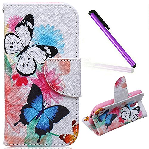EMAXELER Leather Protective Magnetic Butterfly product image