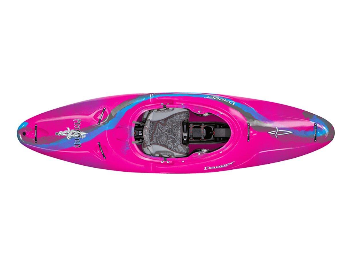 Dagger Mamba Versatile Whitewater Kayak, Aurora, 8.6 by Dagger