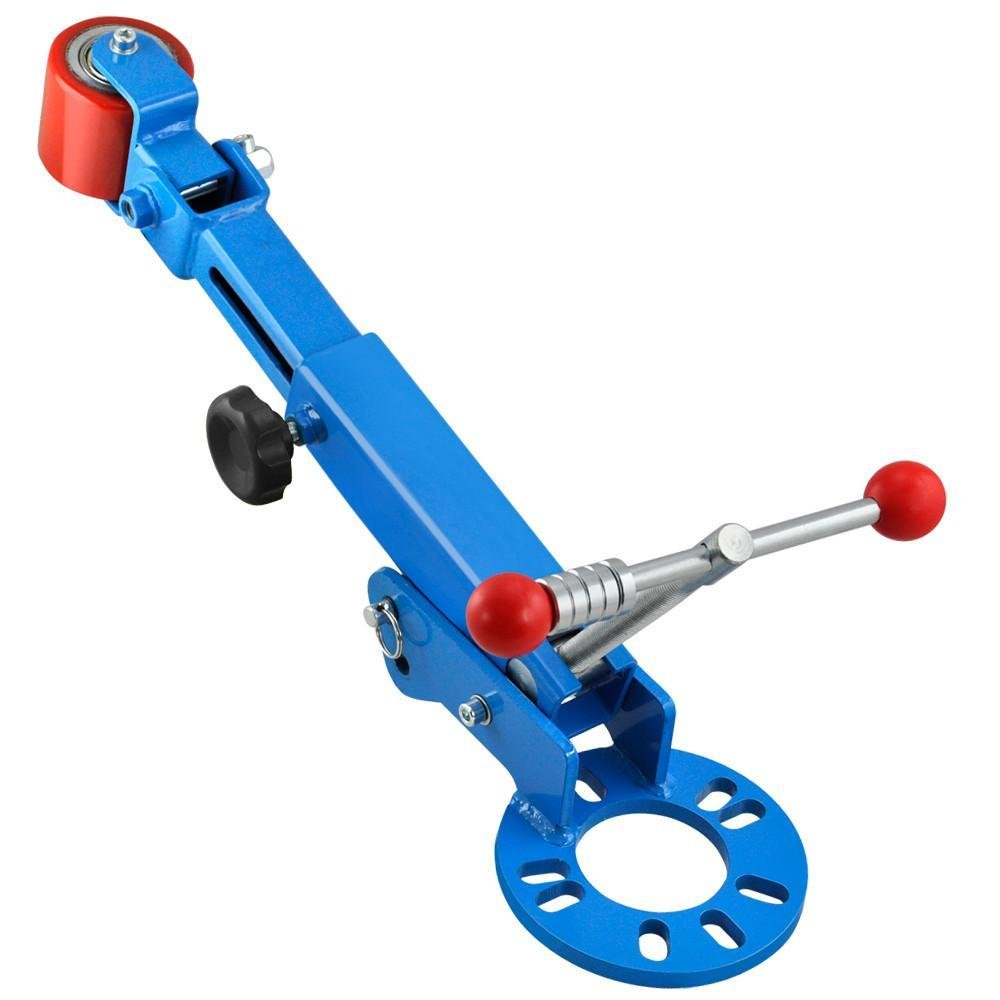Go2buy Fender Roller Reforming Extending Tool Wheel Arch Roller Flaring Former