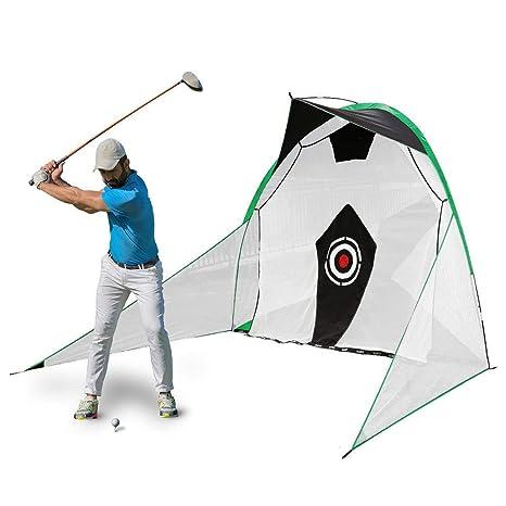 Red de práctica de golf Accesorios De Portería De Golf Que ...