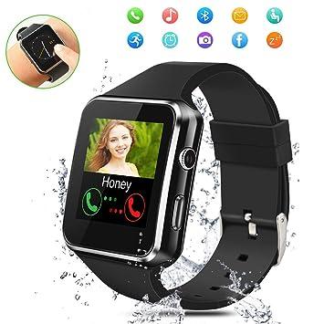 Reloj Inteligente,Bluetooth Smart Watch,Inteligente Reloj ...