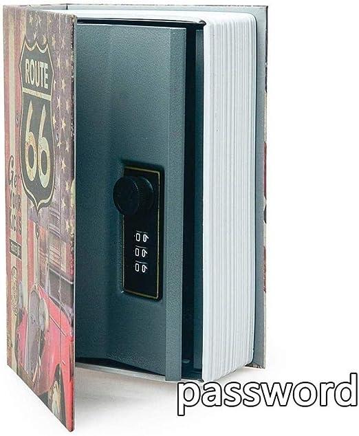 Book Collection Box Caja Almacenamiento Segura para Libros ...