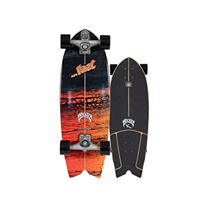 "Carver Skateboards x Lost Psycho Killer Surfskate Complete c7 29"" : Sports & Outdoors"