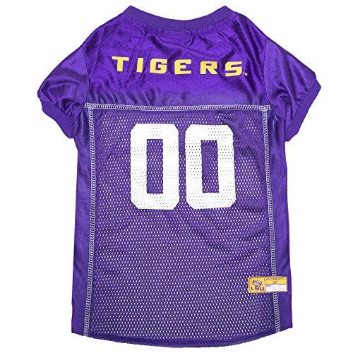 NCAA Louisiana State University TIGERS DOG Jersey, X-Large