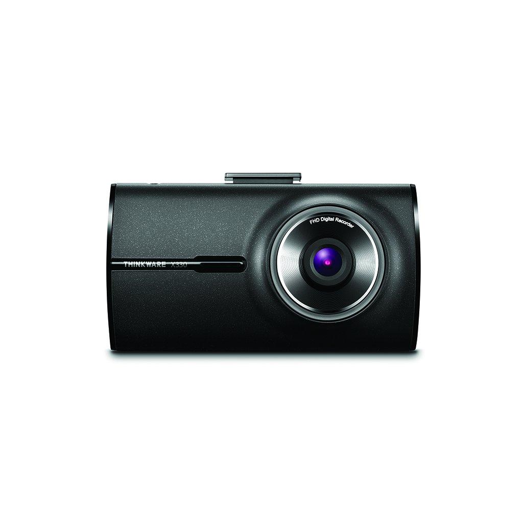 THINKWARE TW-X330G X330 Dash Cam Bundle with Gps
