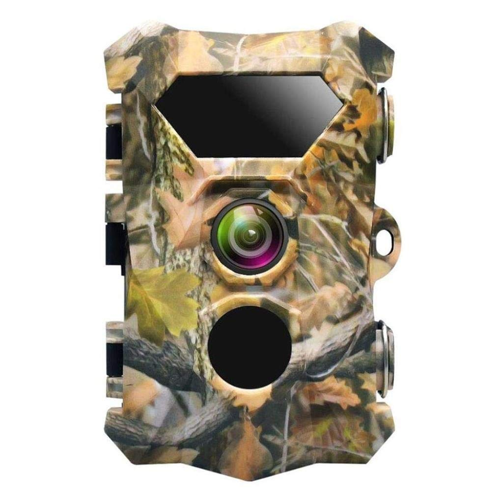 HCATNcame Huting Trail Camera 16MP 1080P, Wildlife Camera Trap 2.4''LCD with Night Vision up to 65ft/20m IP66 Spray Waterproof for Outdoor Nature, Garden, Home Security