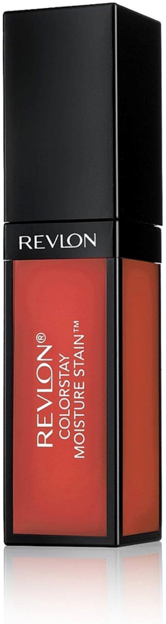 Revlon ColorStay Moisture Lip Stain, Miami Fever 0.27 oz (Pack of 12)