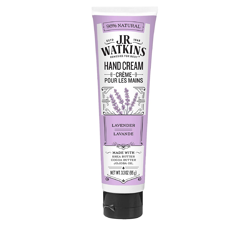 j.r. watkins hand cream in lavender