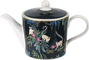 Portmeirion SMTL78923-XG Teapot, porcelain