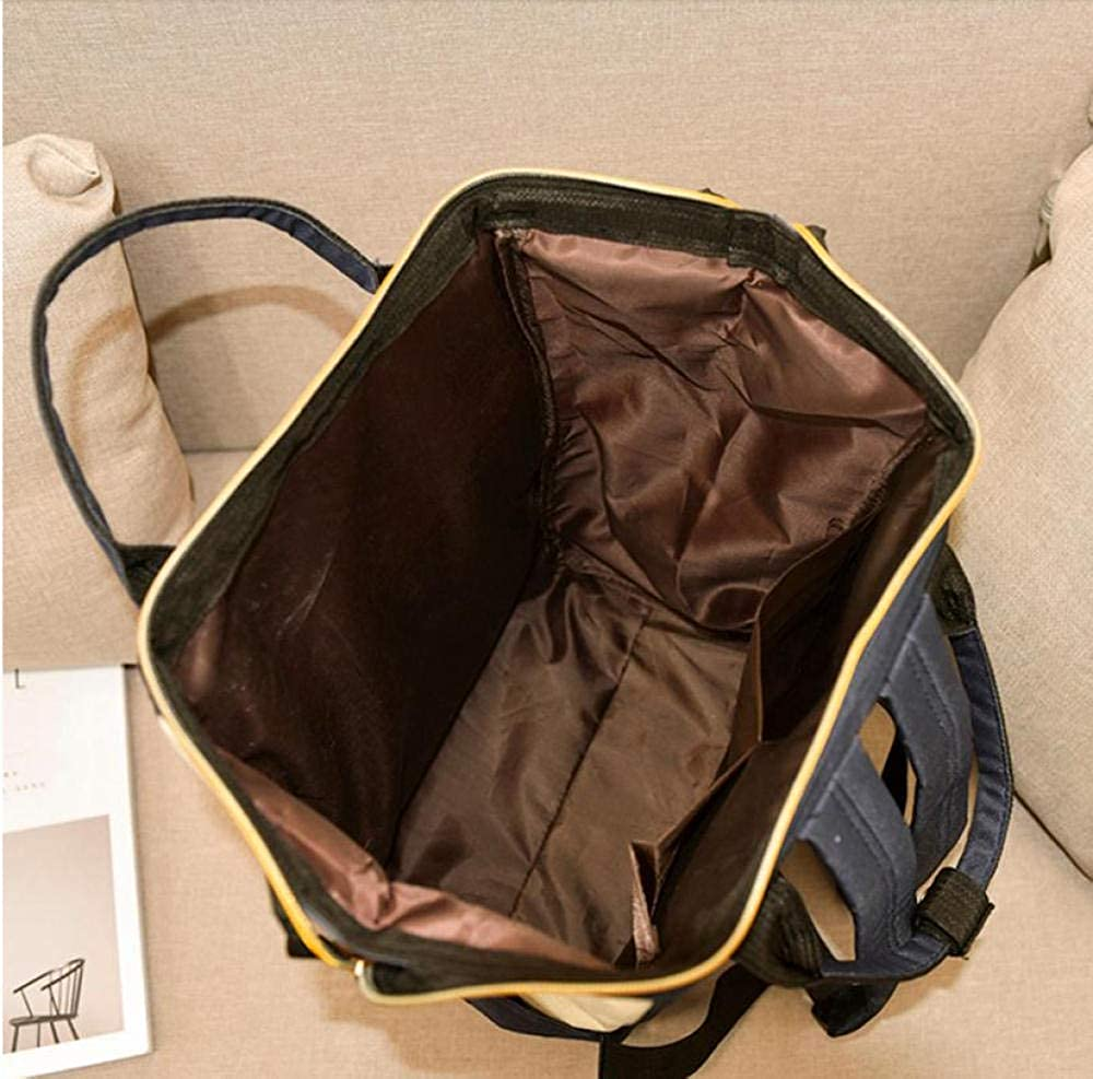Unisex School Backpacks Bag Girls Vintage Laptop Backpack Travel Bagpack Backpack Large Capacity Nylon Computer Package