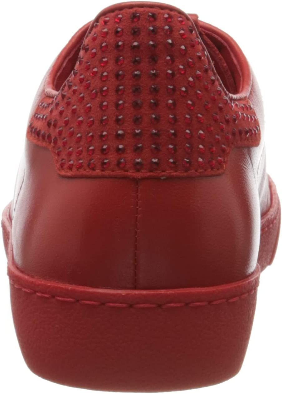 HÖGL Glammy Damessneakers Rot (Red 4000)