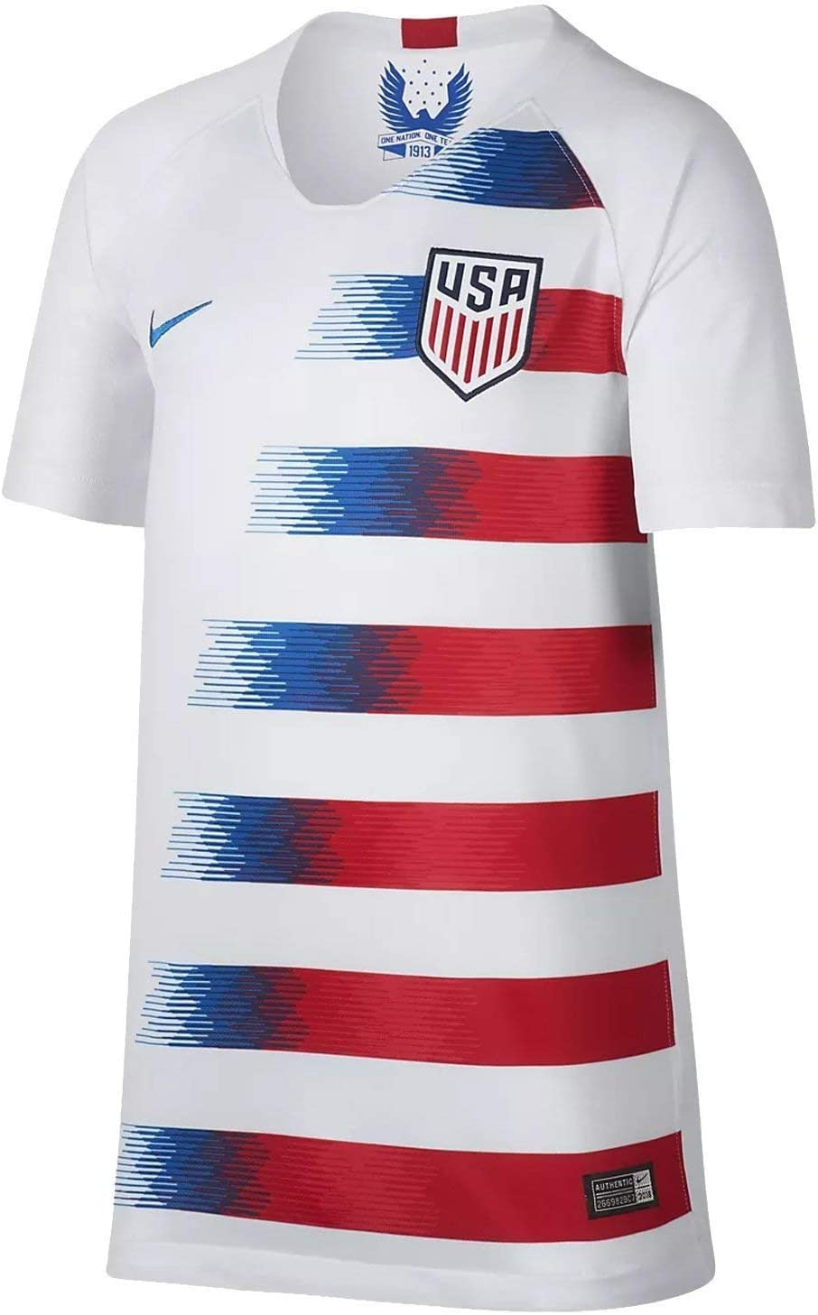 Nike Youth Soccer U.S. Home Jersey