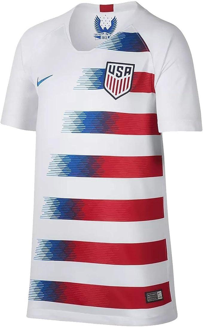 Amazon.com: Nike Youth Soccer - Camiseta de fútbol: Clothing