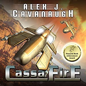 CassaFire Audiobook