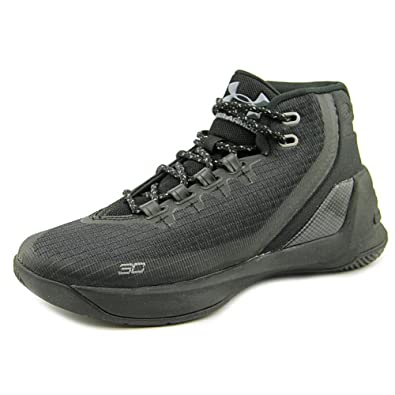e02840b4a6676 Amazon.com   Under Armour Pre-School UA Curry 3 Basketball Shoes ...