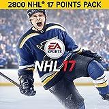 NHL 17: 2800 NHL Points Pack - PS4 [Digital Code]