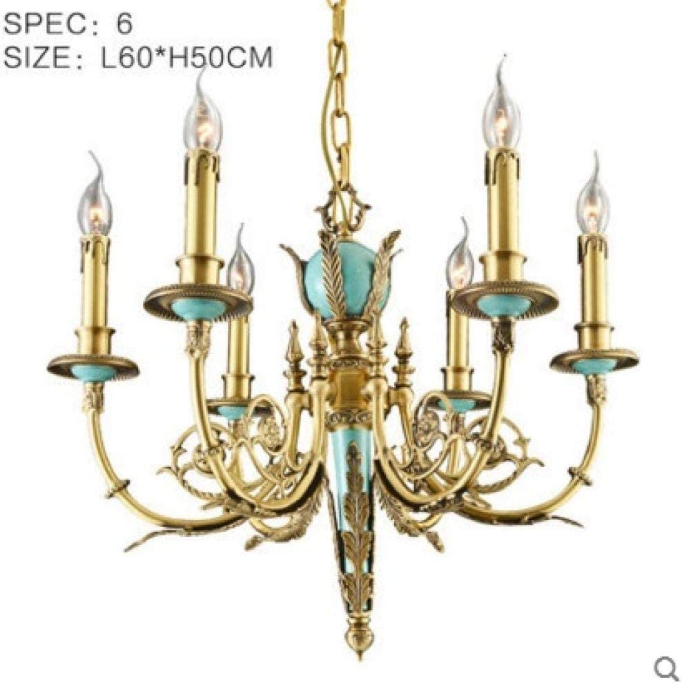 WEPAINTING Französisch Kronleuchter Wohnzimmer Lampe ...