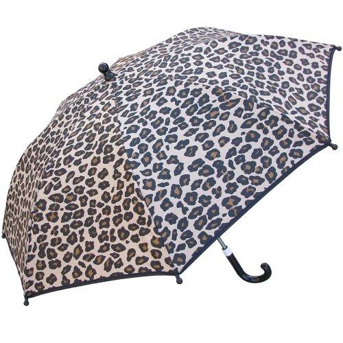 RainStoppers Kid's Animal Print Umbrella, 34-Inch