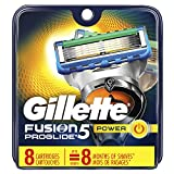 Gillette Fusion5 ProGlide Power Men's Razor Blades - 8 Refills (Packaging May Vary)