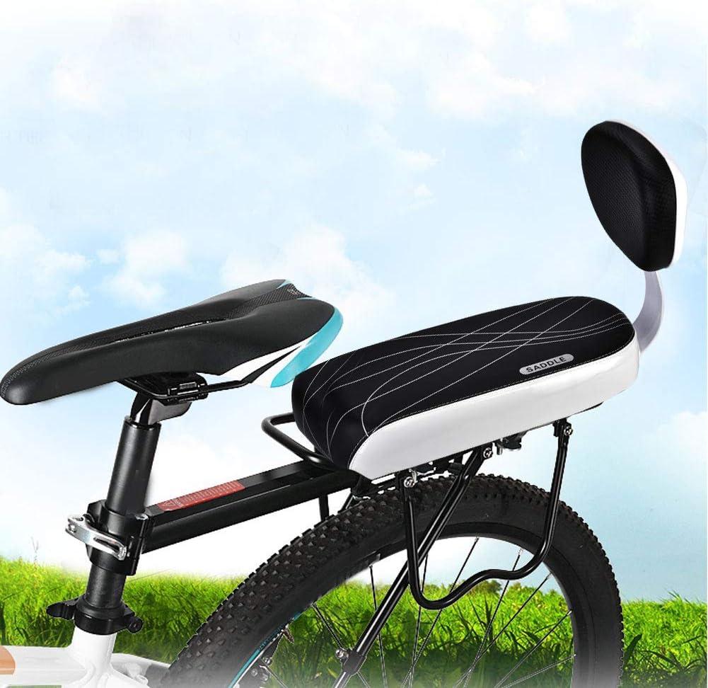 GOTOTOP - Juego de reposapiés y Respaldo para Bicicleta: Amazon.es ...