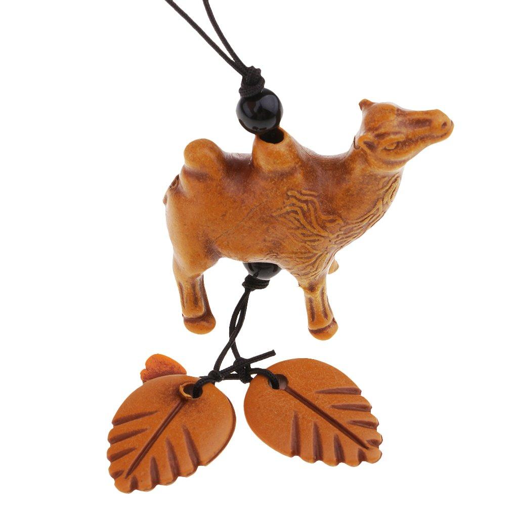 Sharplace 13cm Camello Llavero De Plástico Llavero Colgante ...