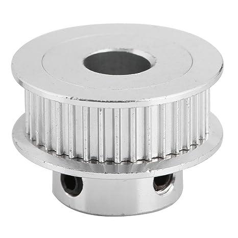 5Pcs Polea de Sincronización Para Correa Dentada GT2(Paso 2 mm)/Ancho 6