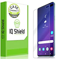 IQ Shield Screen Protector Compatible with Galaxy S10 Plus Deals