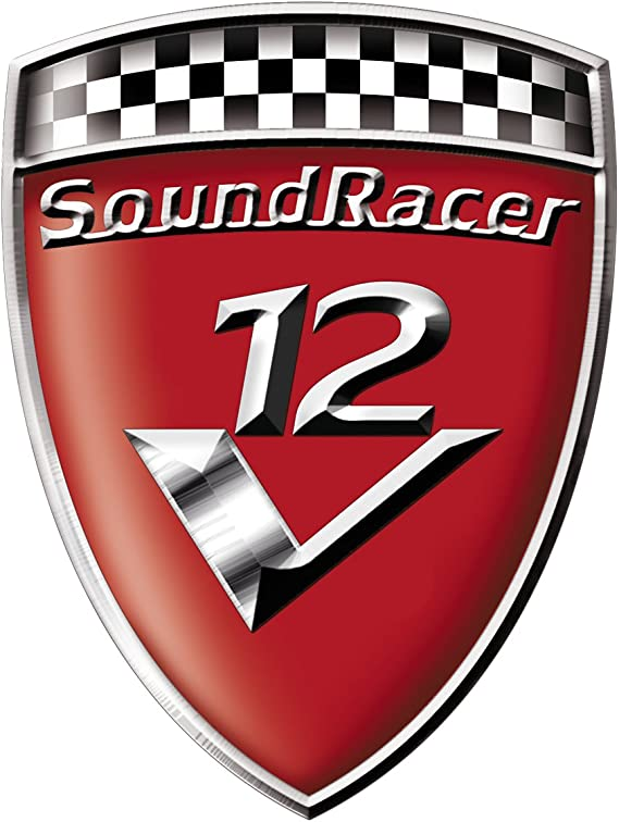 SoundRacer V12 - Accesorio para Simular el Sonido de un Ferrari