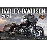 Harley-Davidson® 2021: 16-Month Calendar - September 2020 through December 2021