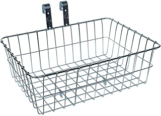 product image for Wald 137 Front Bicycle Basket (15 x 10 x 4.75, Silver)