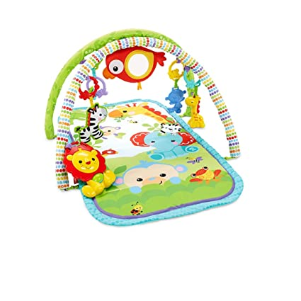 Playmats Baby Symbol Of The Brand Baby Toodler Bed Music Gym Sleeping Bag Toys Games Activity Toy Playmat Floor Choice Materials
