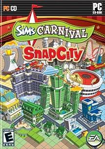 the sims carnival bumperblast
