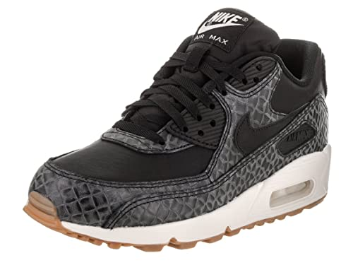 pretty nice 4d327 6f4ef Nike Shoes Wmns Air Max 90 Prem Black Black-Sail EU 37.5 (US