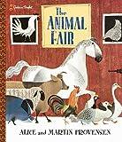 Animal Fair, Golden Books Staff and Alice Provensen, 0307156141