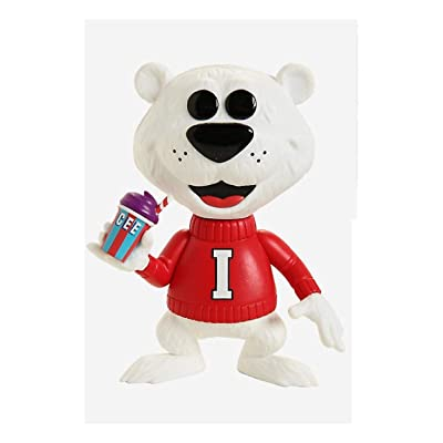 Funko POP! Ad Icons: ICEE Polar Bear [Scented] #72 Exclusive: Toys & Games