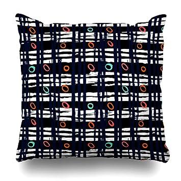 Vintage Stripes Velvet Decorative Pillows