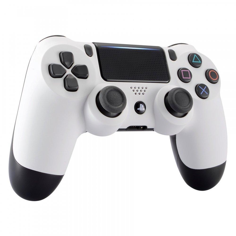 eXtremeRate Carcasa mando PS4 Funda Delantera Protectora de ...