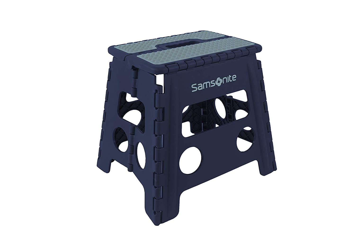 Phenomenal Amazon Com Samsonite Heavy Duty Step Stool In Navy Blue Ocoug Best Dining Table And Chair Ideas Images Ocougorg