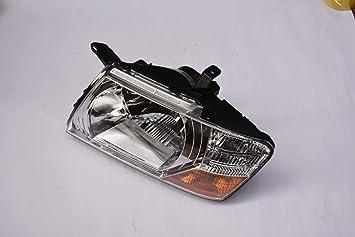 1Pcs Left Fog Light Driving Lamp w//Bulb OEM For Mitsubishi Outlander 2003-2006
