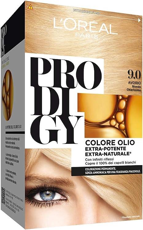 PRODIGY 9.0 avorio biondo chiarissimo - Tintes para el cabello