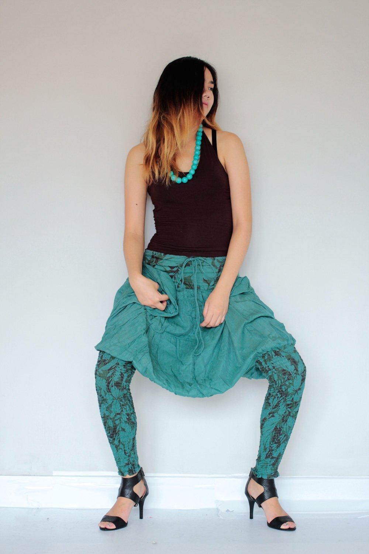 Hippie Pants (S-M) by cocoricooo