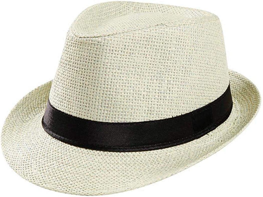 edited Unisex Summer Round Shape Sunscreen Patchwork Beach Hat Sun Hats