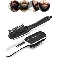 Men's Fast Beard Smooth Comb Multifunctional Electric Hair Straightener