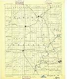 Joplin MO topo map, 1:125000 scale, 30 X 30 Minute, Historical, 1886, 19.3 x 16 IN - Paper