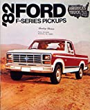 1982 FORD F-SERIES PICKUP TRUCK DEALERSHIPS SALES BROCHURE - Includes F-100, F-150, F-250 and F-350
