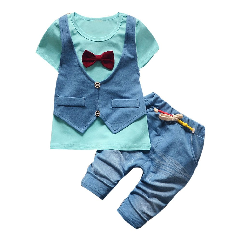 Amazon.com: DIGOOD For 0-3 Years Old Boy, Kids Toddler Baby Boys ...