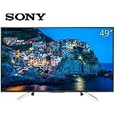 Sony 索尼 KD-49X7500F 4K超清安卓智能网络液晶平板电视(亚马逊自营商品, 由供应商配送)
